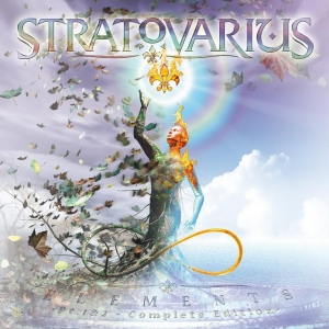 Stratovarius - Elements Part 1 & 2 - Complete Edition - Limited Edition 10.000