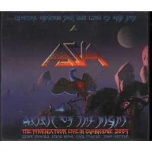 Asia - Spirit Of The Night