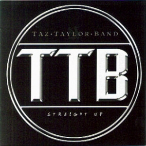 Taz Taylor - Straight Up