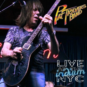 Pat Travers Band - Live At The Irydium