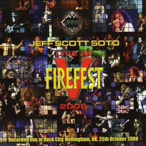 Jeff Scott Soto - Live At Firefest V 2008