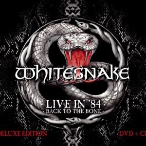 Whitesnake - Live In 84 - Back To The Bone