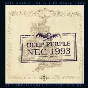 Deep Purple - Live In Birmingham 1993