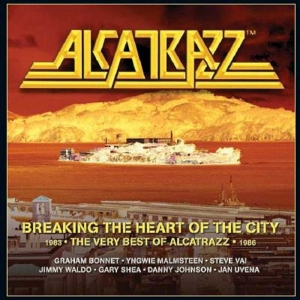 Alcatrazz - Breaking The Heart Of The City