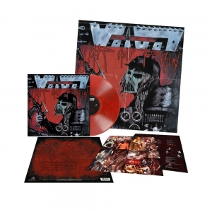 Voivod - War And Pain - Coloured Edition