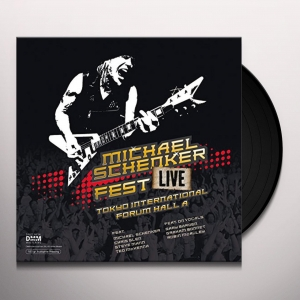 Michael Schenker Fest - Live Tokyo International Forum Hall A