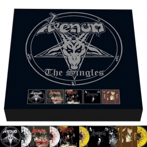 Venom - The Singles Box