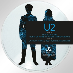 U2 - Lights of Home - Record Store Day 2018