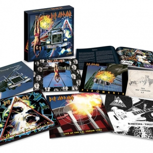 Def Leppard - The Vinyl Collection Box Set: Volume One