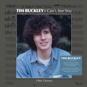 Tim Buckley - I Can't See You (1966 Demos)
