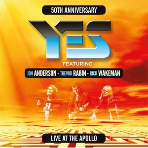 Yes - Live At The Apollo: 50th Anniversary