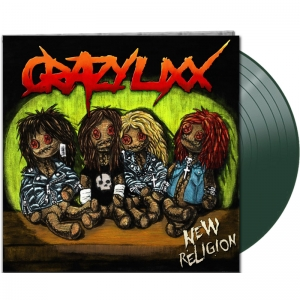 Crazy Lixx - New Religion
