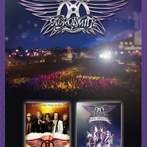 Aerosmith - Rocks Donington 2014+Rock For The Rising Sun