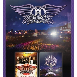 Aerosmith - Rocks Donington + Rock For The Rising Sun