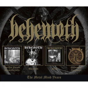 Behemoth - The Metal Mind Years