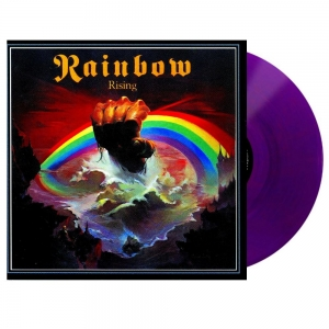 Rainbow - Rising (Purple Vinyl)