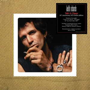 Keith Richards - Talk Is Cheap - 30th Anniversary