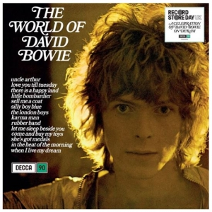 David Bowie - The World of David Bowie - Record Store Day 2019