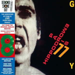 Iggy Pop - Live At Hippodrome Paris 1977 - Record Store Day 2019