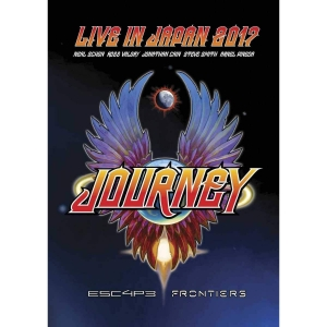 Journey - Escape & Frontiers - Live in Japan 2017