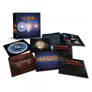 Def Leppard - The Vinyl Boxset Collection: Vol. 2