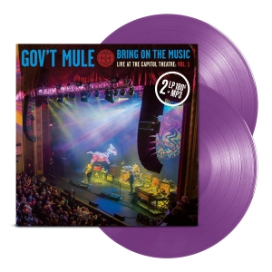 Gov't Mule - Bring On The Music: Live At The Capitol Theatre Vol. 1