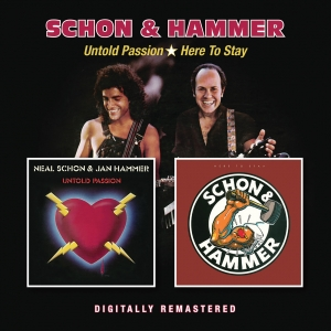 Schon & Hammer - Untold Passion / Here To Stay