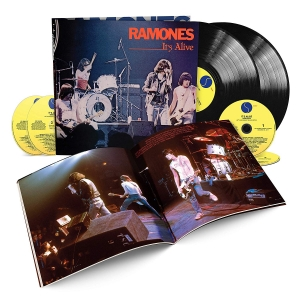 Ramones - It's Alive (40th Anniversary Edition)
