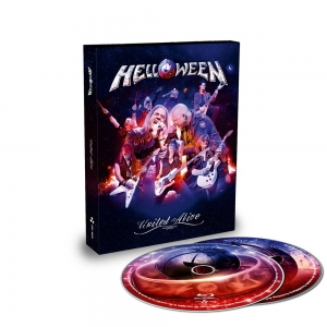Helloween - United Alive (In Madrid)