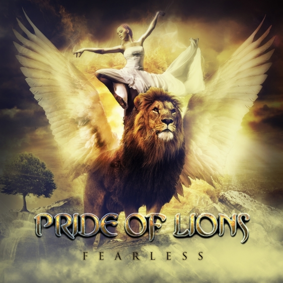 Pride Of Lions - Fearless -