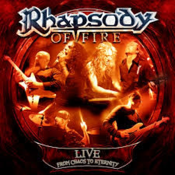 Rhapsody Of Fire - Live From Chaos To Eternity -
