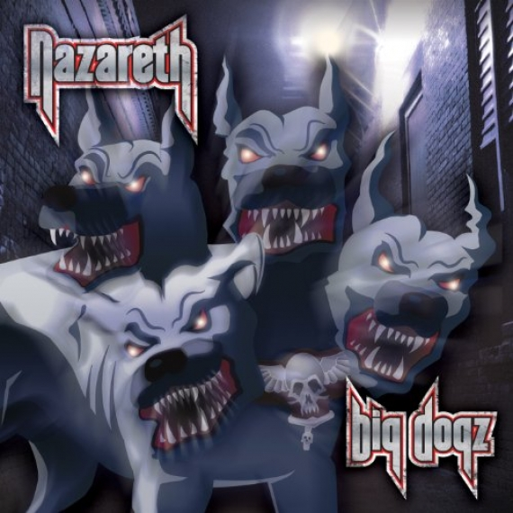 Nazareth - Big Dogz - Limited Deluxe Edition