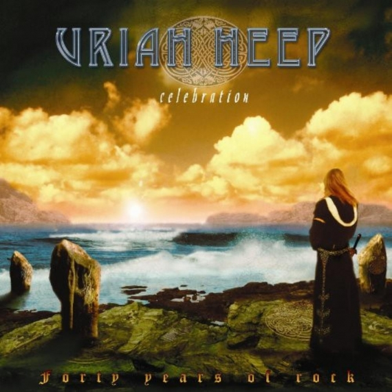 Uriah Heep - Celebration - Forty Years Of Rock -