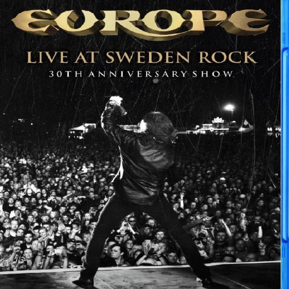 Europe - Live At Sweden Rock - 30th Anniversary Show -