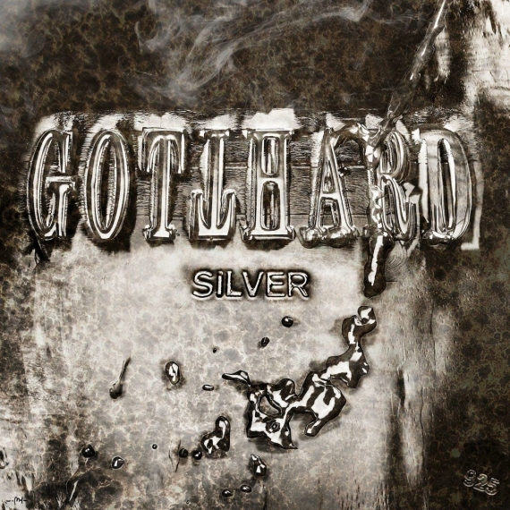 Gotthard - Silver - Limited Edition