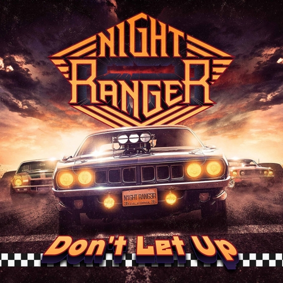 Night Ranger - Don't Let Up -