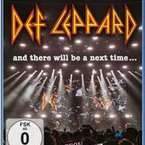 Def Leppard - And There Will Be A Next Time -