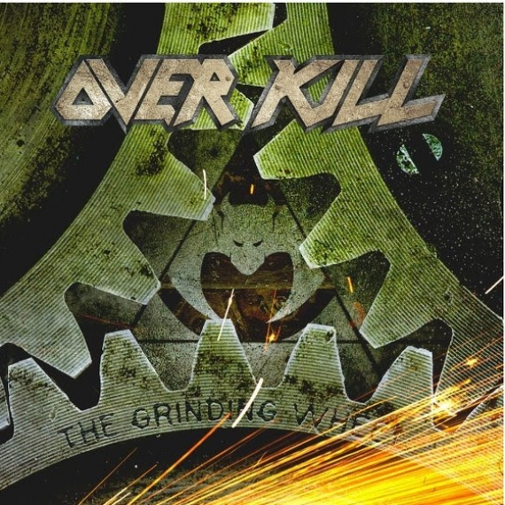Overkill - The Grinding Wheel -