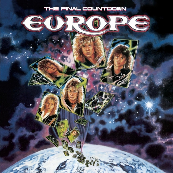 Europe - The Final Countdown - 180g Vinyl