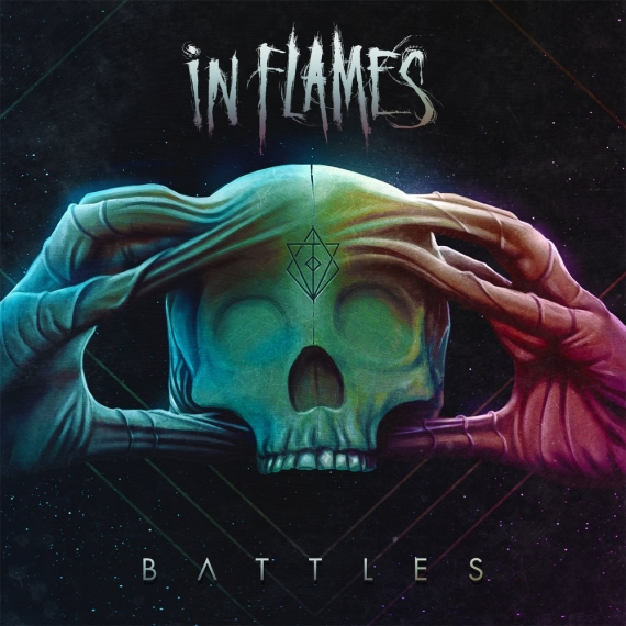 In Flames - Battles - Limited Edition with 2 Bonus Tracks