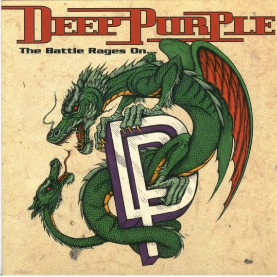 Deep Purple - The Battle Rages On -