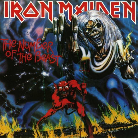 Iron Maiden - The Number Of The Beast -