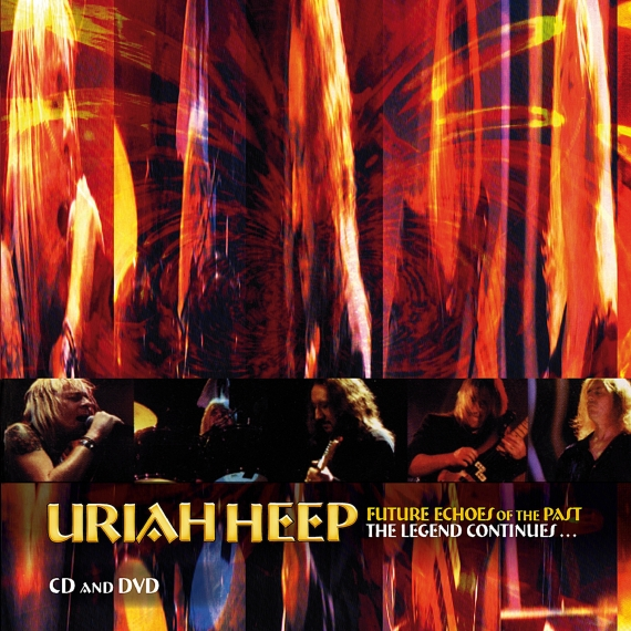 Uriah Heep - Future Echoes Of The Past -