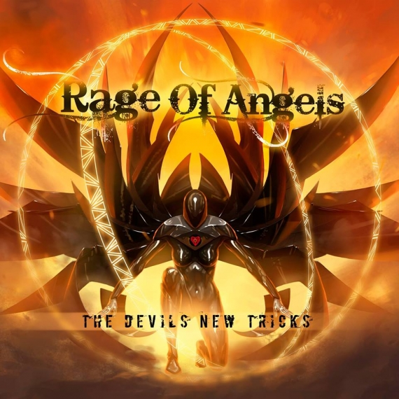 Rage Of Angels - Devil's New Tricks -