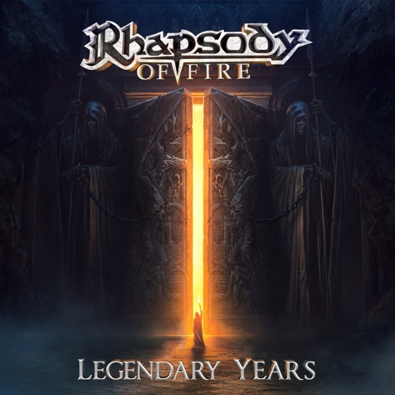 Rhapsody Of Fire - Legendary Years - Clear Vinyl Edition - 250 units only