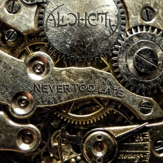 Alchemy - Never Too Late -