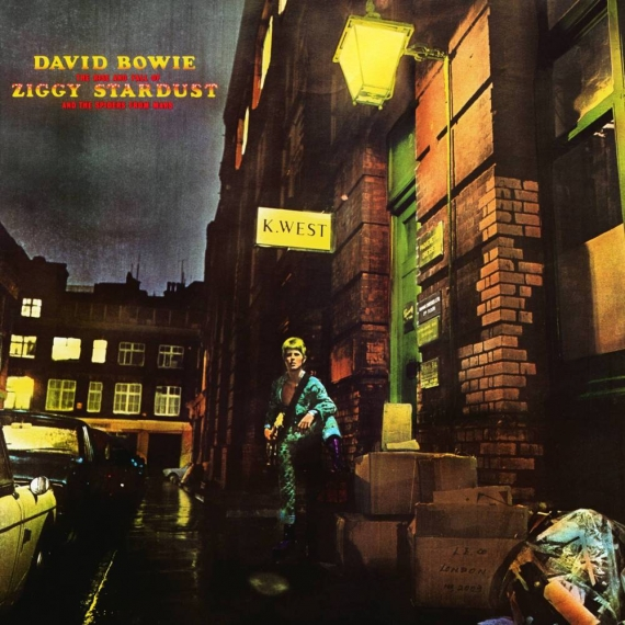 David Bowie - The Rise And Fall Of Ziggy Stardust And The Spiders From Mars - Gold Edition