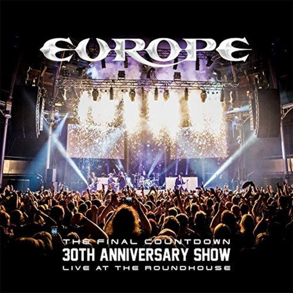 Europe - The Final Countdown 30th Anniversary Show - Limited Edition