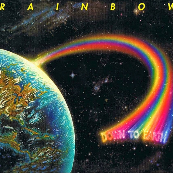 Rainbow - Down To Earth -