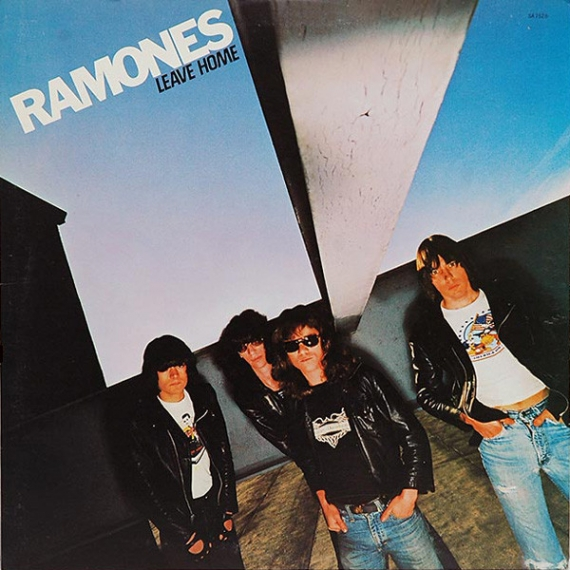 Ramones - Leave Home - Remastered